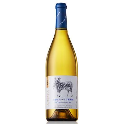 中国新疆产区芳香庄园尕亚雷司令干白葡萄酒