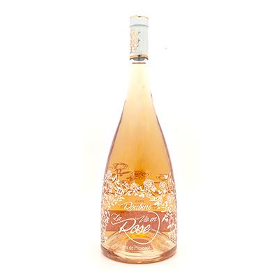 柔缤酒庄·拉薇安桃红葡萄酒2016