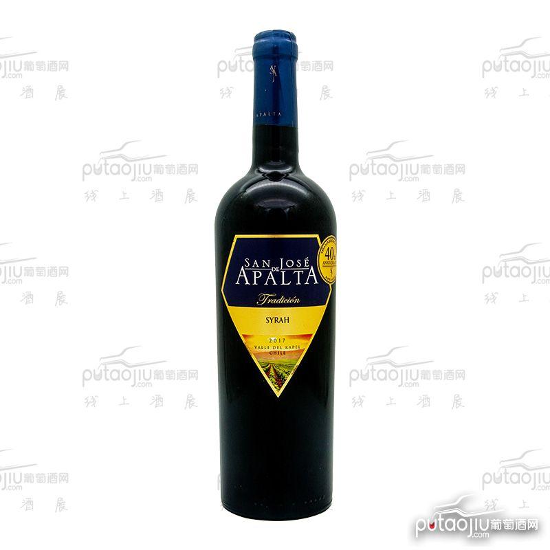 圣何塞阿帕塔传统西拉红葡萄酒