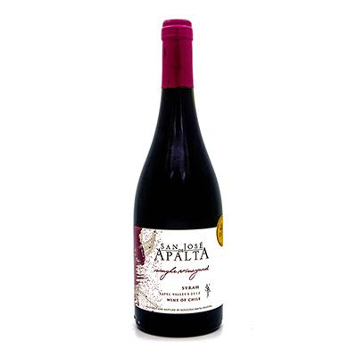 圣何塞阿帕塔西拉红葡萄酒