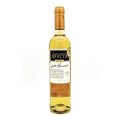 智利拉佩爾谷圣何塞阿帕塔維歐尼晚妝珍藏甜白葡萄酒