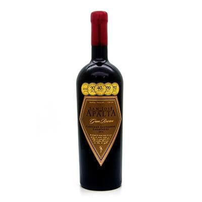 圣何塞阿帕塔特藏赤霞珠红葡萄酒
