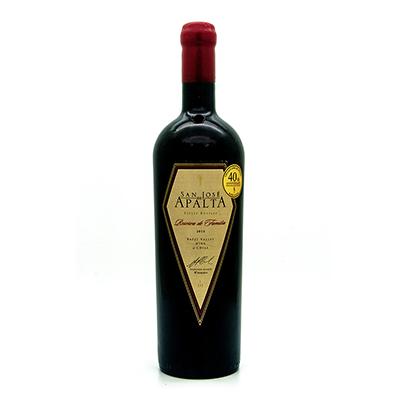 圣何塞阿帕塔家族珍藏混酿红葡萄酒