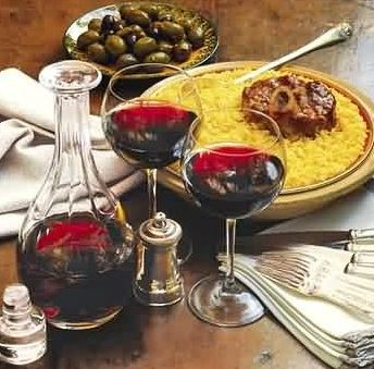 葡萄酒搭配瓦伦西亚美食