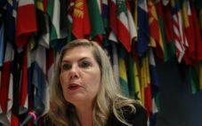 Régina VANDERLINDE女士当选OIV新主席