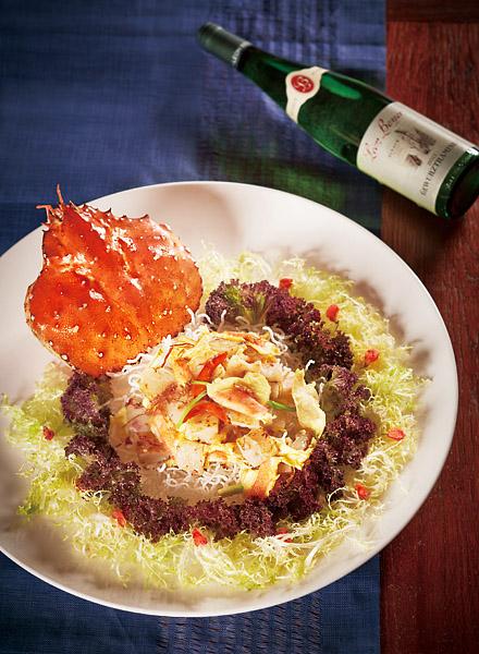 四种让葡萄酒搭配出美感的食物方法