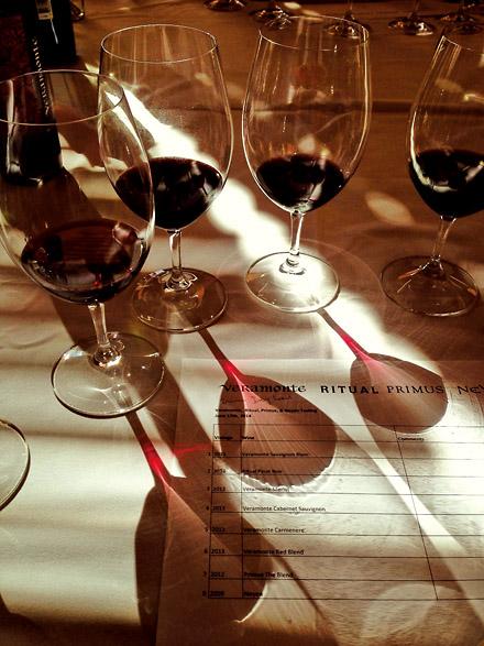 喝葡萄酒的时候,让时间变得慢一些