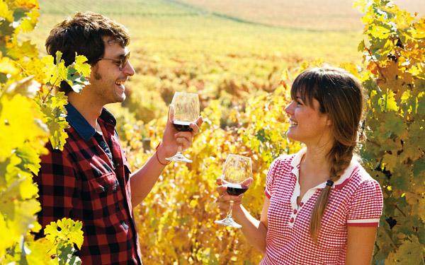 生活有葡萄酒相伴,总那么美好