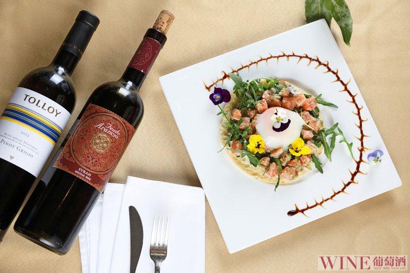 不同葡萄酒种类适合搭配不一样美食