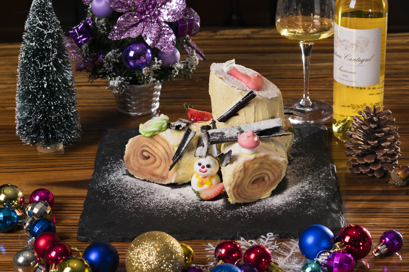 葡萄美酒跟各种蛋糕的故事