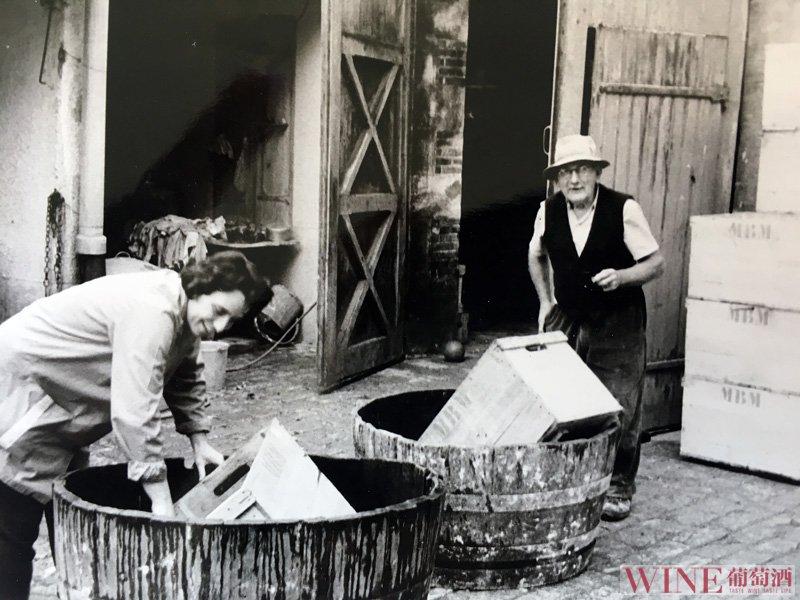法国波尔多——酿造葡萄酒国