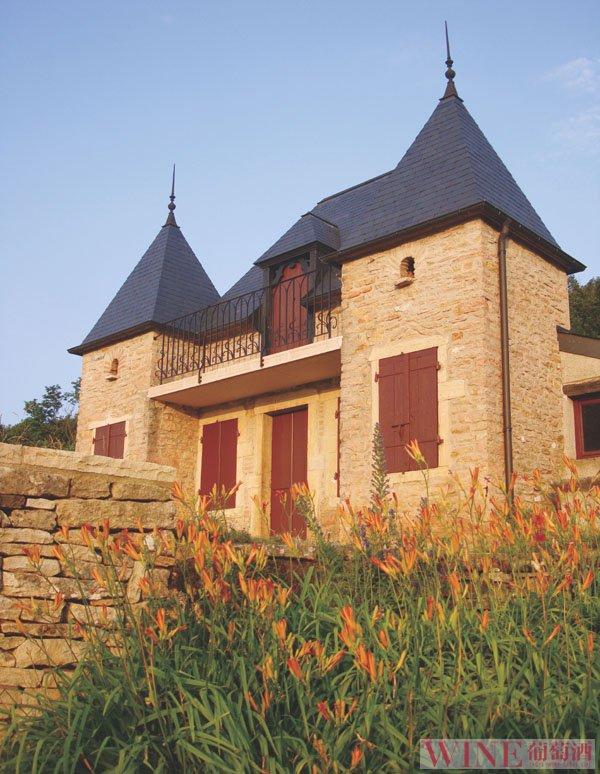 城堡酒会更高级