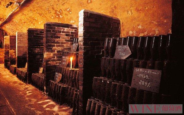 储藏葡萄酒的六大原则
