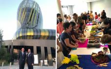 墨西哥葡萄酒管理委员会在波尔多葡萄酒城举办葡萄酒品鉴会