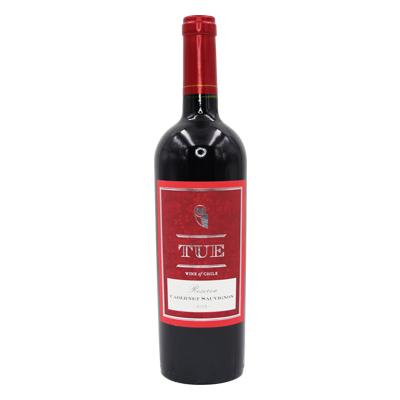 智利中央山谷伊拉苏酒庄赤霞珠途爱珍藏干红葡萄酒