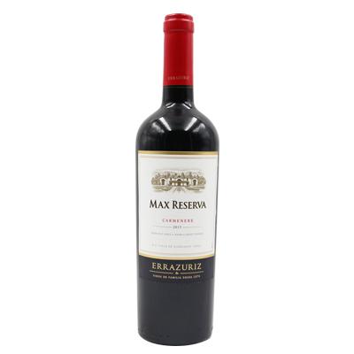 智利阿空加瓜谷伊拉苏酒庄卡门内尔迈克斯珍藏MAX Reserva干红葡萄酒