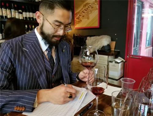 专访香港日系料理餐厅HAKU侍酒师卢浩邦Wallace