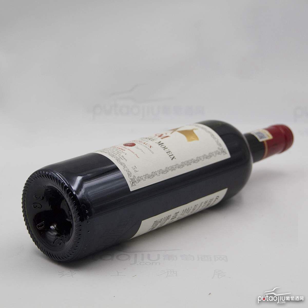 柏图斯双旗波尔多红葡萄酒