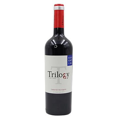 智利马乌莱山谷阿吉雷酒庄三部曲赤霞珠干红葡萄酒