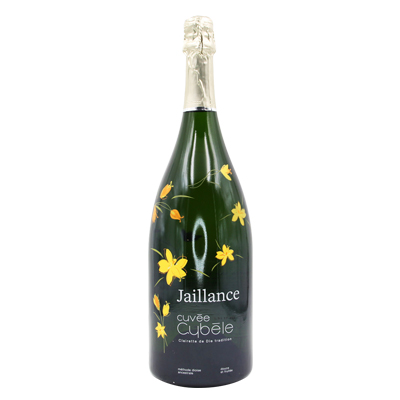 法国波尔多雅酿丝酒庄混酿精粹库柏勒女神高泡甜白葡萄酒