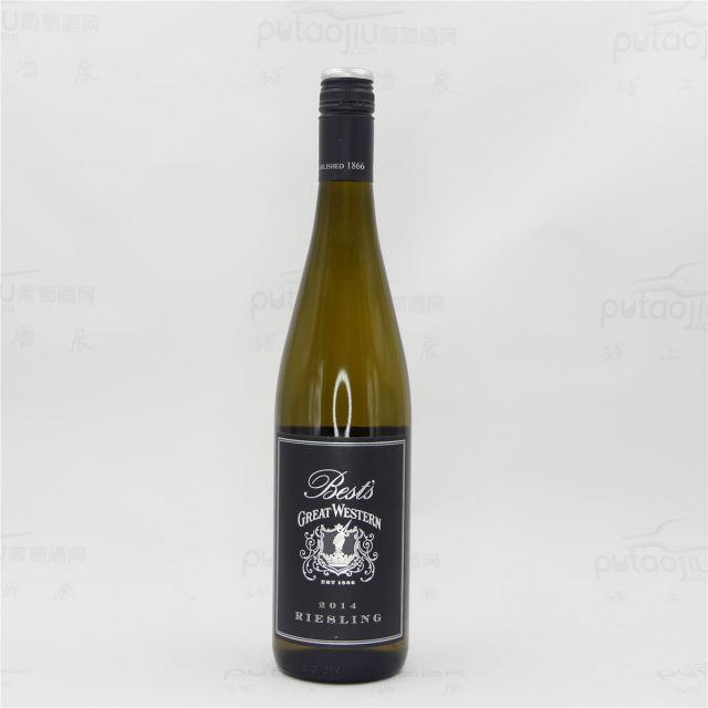 贝思大西区雷司令干白葡萄酒2016