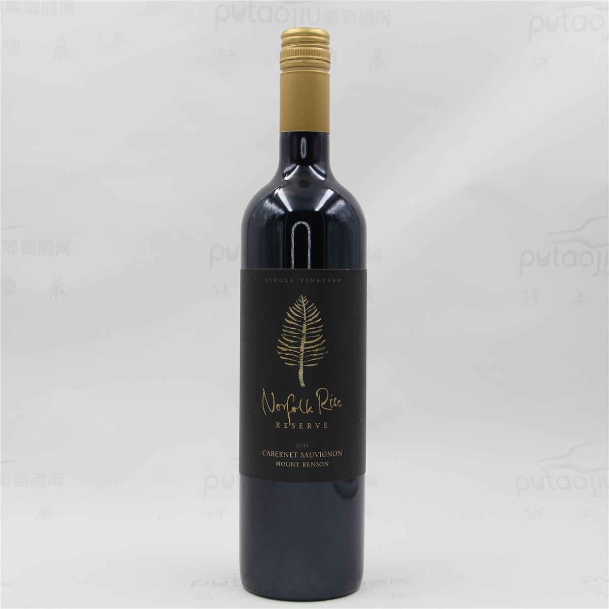 诺富酒庄珍藏赤霞珠葡萄酒 2014