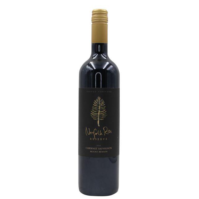 澳大利亞本遜山產區諾富酒莊赤霞珠準五星酒莊珍藏干紅葡萄酒