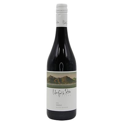 澳大利亞本遜山產區諾富酒莊西拉準五星酒莊干紅葡萄酒