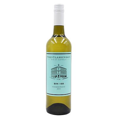 澳大利亞亨蒂產區克萊頓酒莊Bin168霞多麗干白葡萄酒