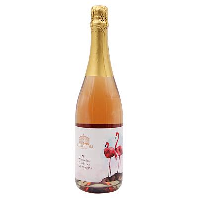 克莱顿酒庄粉红慕斯卡托起泡酒2016