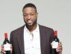 NBA球星韦德接受《葡萄酒观察家》采访