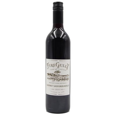 皮耶诺火谷赤霞珠梅洛葡萄酒 2015