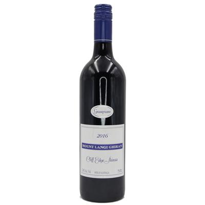 朗节酒庄峭壁西拉红葡萄酒 2015