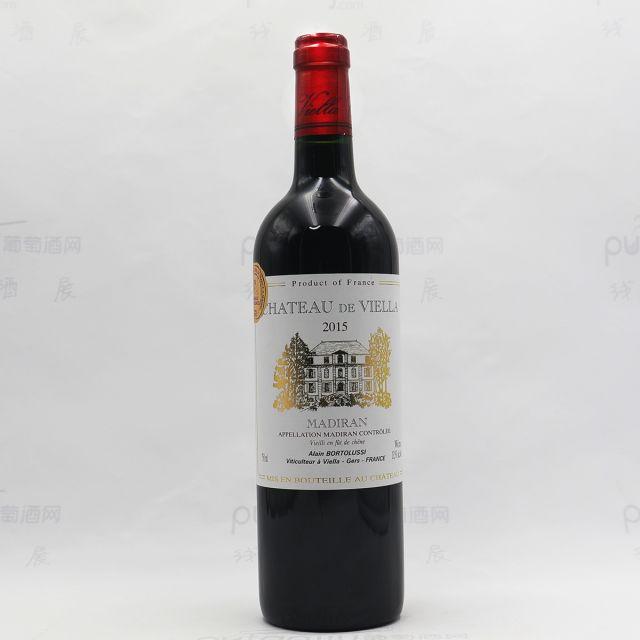 维耶拉酒庄 2015 |马迪朗 AOP