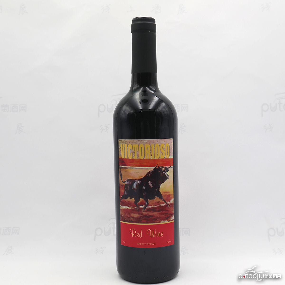 西班牙加利西亚产区MONTERREI家族丹魄斗牛士VDLT干红葡萄酒