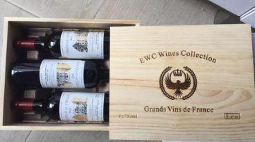 主恩红酒-有故事的红酒 推荐法国拉诺夫古堡圣爱米隆葡萄酒