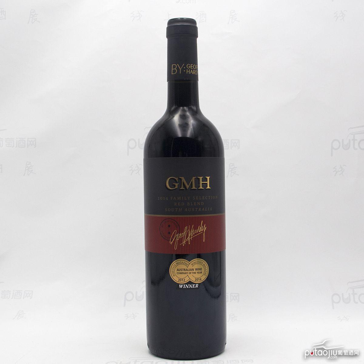 麦瑞泰家族之选混酿红葡萄酒