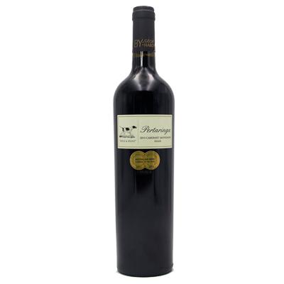 波特嘉猎人赤霞珠红葡萄酒