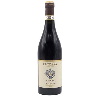 雷克萨巴罗洛珍藏红葡萄酒