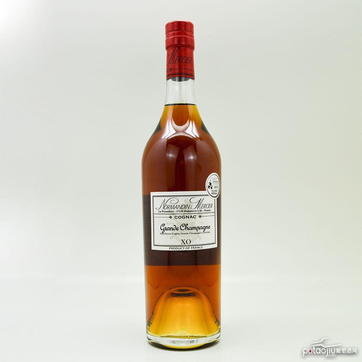 法国香槟区凯邑酒业诺曼丁白玉霓大香槟区干邑XO白兰地