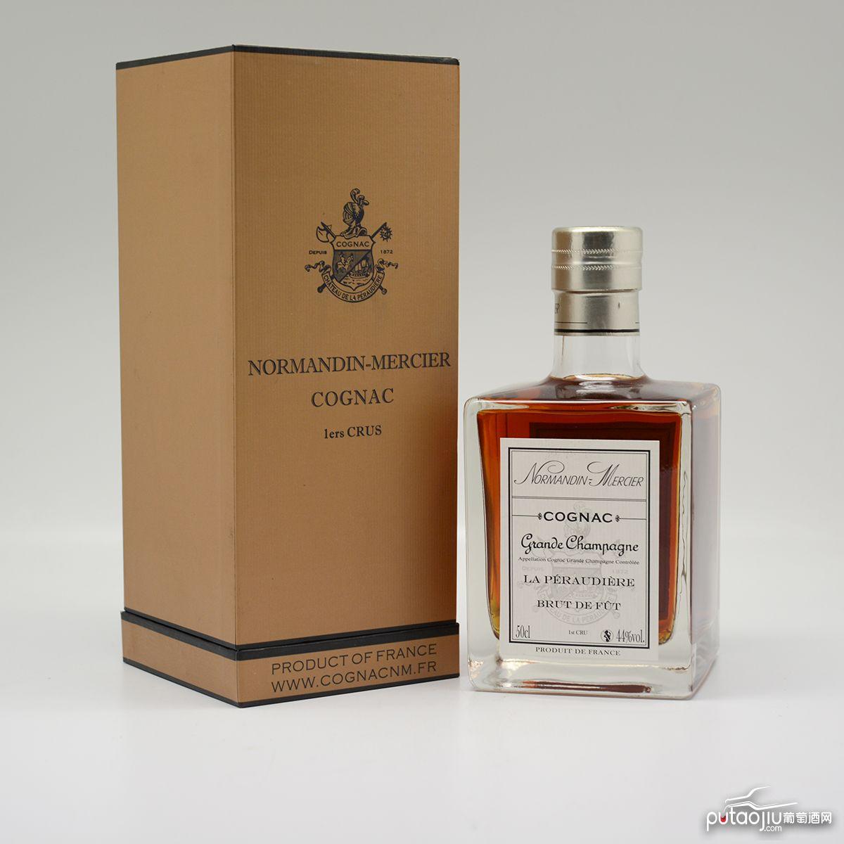 法国香槟区凯邑酒业诺曼丁白玉霓140周年纪念版干邑XO白兰地