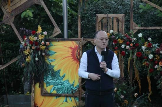 专访华东葡萄酒公司总经理魏华磊