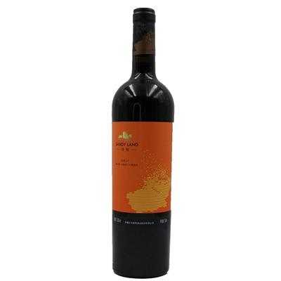 沙地酒庄 北纬44°橡木桶赤霞珠干红葡萄酒