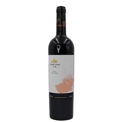 沙地酒庄 北纬44°赤霞珠干红葡萄酒