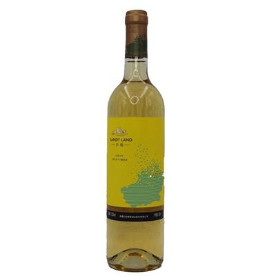 中國新疆產區沙地酒莊 霞多麗北緯44°干白葡萄酒