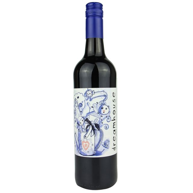 亨蒂酒园梦幻屋西拉赤霞珠干红葡萄酒 2014
