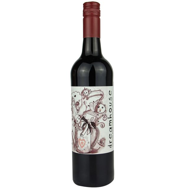 澳大利亞亨蒂產區亨蒂酒園夢幻屋西拉五星酒莊干紅葡萄酒