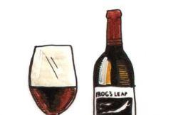 七大感恩节葡萄酒