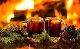 三个在家制作加香料的热饮酒的建议