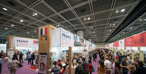 80多家法国酒商参展第六届国际葡萄酒和烈酒贸易展览会